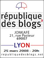République des Blogs 3ème édition à Lyon